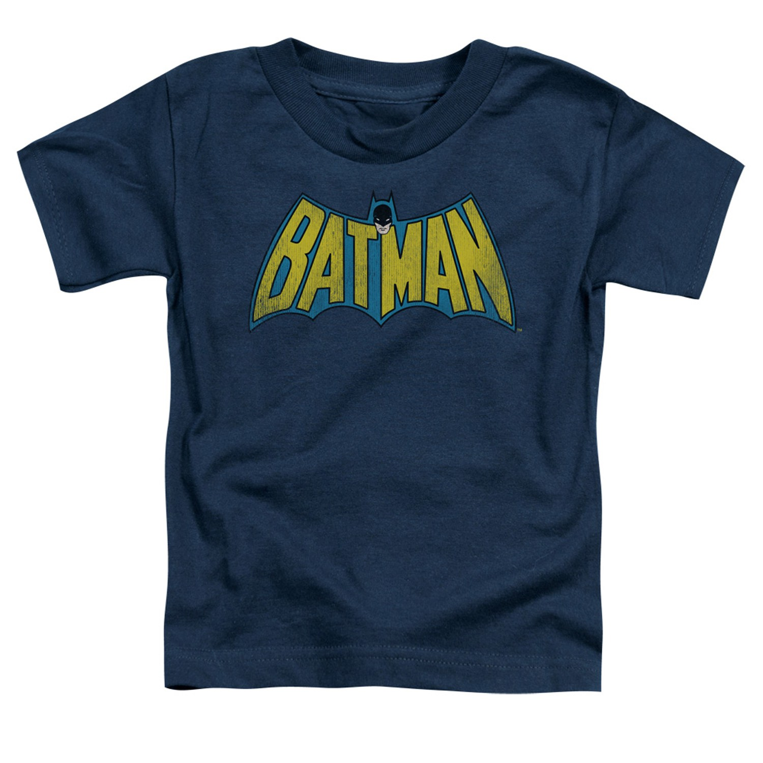 Batman Vintage Logo Toddlers Tshirt